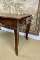 19th Century French Fruitwood Farmhouse Table (3 of 8)