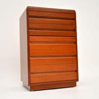 Art Deco Mahogany Side Chest of Drawers by Betty Joel (6 of 12)