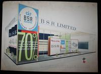 BSR Exhibition Stand Drawings - 1963 (7 of 12)