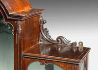 Late 19th Century Hanging Display Cabinet (5 of 6)