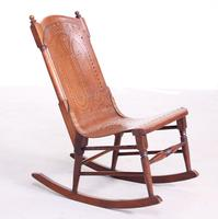 Late 19th Century American Rocking Chair (2 of 10)