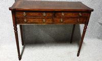 Burr Walnut Side Table (2 of 10)