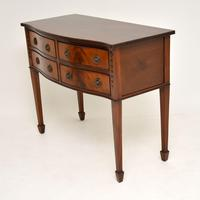 Antique Mahogany Sideboard / Server Table (4 of 11)