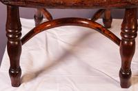 A Near Pair of Childs Yew Wood Windsor chairs (5 of 14)