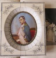 Hand Painted Miniature Portrait Napoleon Bonapart After Dumont (2 of 3)