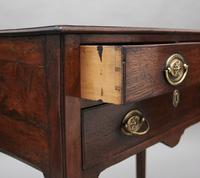 Early 19th Century Oak Side Table (9 of 9)