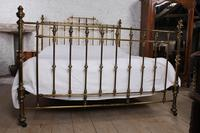 Handsome Super King Size All Brass Bed (2 of 8)