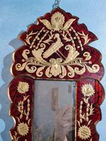 Pair of Venetian Mirrors with Applique, 1880 (7 of 9)