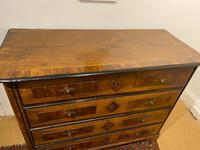 18th Century Walnut And Yew Wood Commode (2 of 5)