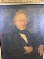 19th Century Portrait of Gentleman in Gilt Frame (2 of 5)