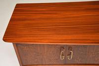 Vintage Rosewood & Mahogany Sideboard by Peter Hayward for Vanson (12 of 12)