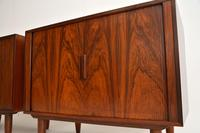 Pair of Danish Vintage Rosewood Cabinets by Kai Kristiansen (9 of 12)