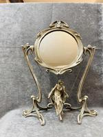 French Art Nouveau Mirror (4 of 13)