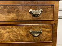 Burr Walnut Cupboard Over Chest (8 of 15)