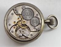 Vintage 1930s Cortébert Pocket Watch (2 of 4)
