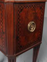 Antique Dutch Small Inlaid Mahogany Jardiniere (15 of 15)