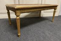 French Gilt Bijouterie Cabinet Coffee Table (12 of 15)