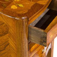 Suite of French Walnut & Floral Marquetry (18 of 20)