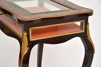 Antique French Inlaid Rosewood Bijouterie Display Table (11 of 15)