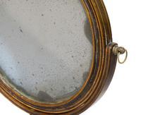 Rare Georgian Travelling Mirror (3 of 5)