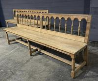 Pair of French 19th Century Dining Benches (14 of 15)