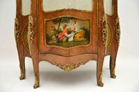 French Ormolu Mounted Display Cabinet (3 of 12)