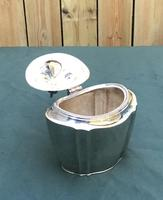 Victorian Silver Plate Tea Caddy  by Thomas Wilkinson &Son (3 of 5)