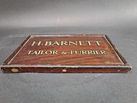 19th Century Painted Sign (3 of 4)