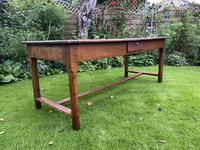 18th Century Cherrywood Farmhouse Table (5 of 9)