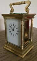 Large Fine Repeat Strike Carriage Clock (5 of 12)
