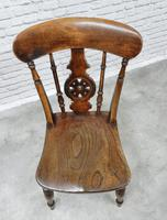 19th Century Windsor Side Chair (4 of 7)