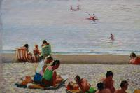 Day at the Seaside by Thomas Pote (4 of 8)