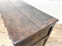 18th Century Welsh Oak Dresser Base (8 of 10)