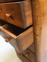 Victorian Narrow Chest of Drawers (11 of 11)