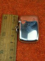 Antique Sterling Silver Hallmarked Vesta Case 1903, Joseph Gloster Ltd (7 of 9)