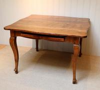 French Cherry Wood Extending Table (3 of 10)