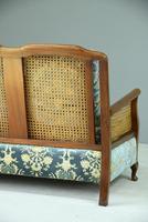 Vintage Bergere Cane Sofa (8 of 9)