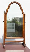 19th Century Victorian Queen Anne Style Dressing Table Mirror (2 of 18)