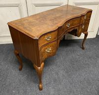 Burr Walnut Dressing Table or Desk by Gillows (14 of 16)