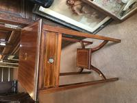 Pair of Inlaid Edwardian Bed Tables (15 of 24)