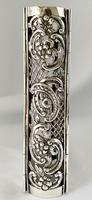 Sterling Silver Book Cover. London 1910. (3 of 8)