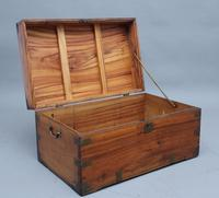 19th Century Camphor Wood Trunk (6 of 8)