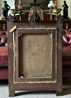 Lovely 19th Century Religious Old Master Christ & Cross Oil Painting - Set 14 Available (18 of 19)