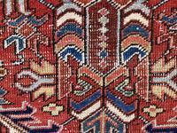 Antique Heriz Carpet (11 of 12)