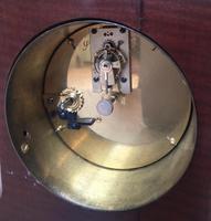 Small Mahogany 18th Century Style Bracket Clock (11 of 11)