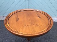 Mahogany Tripod Wine Table (4 of 5)