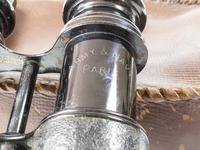 WW1 Sportiere Paris Army & Navy - French Made Binoculars (2 of 5)