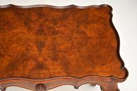 Antique Walnut Pie Crust Side  Table (5 of 9)
