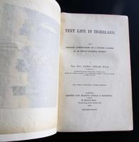 1888 Tent Life in Tigerland by The Hon - James Inglis 2nd Edition (2 of 5)