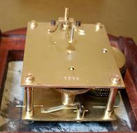 Mahogany 10' Fusee Dial Clock (2 of 12)